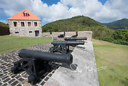 Fort Shirley is a UNESCO World heritage site, part of the Cabrits National Park.