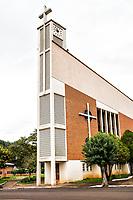 Igreja Matriz São João Bosco. Modelo, Santa Catarina, Brasil. / <br /> São João Bosco Mother Church. Modelo, Santa Catarina, Brazil.
