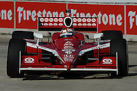 Scott Dixon, Detroit Indy Grand Prix, Bell Isle, Detroit, MI  USA  8/31/08