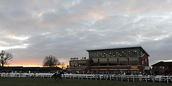 General view of Taunton Racecourse  - Photo mandatory by-line: Harry Trump/JMP - Mobile: 07966 386802 - 17/02/15 - SPORT - Equestrian - Horse Racing - Taunton Racecourse, Somerset, England.