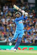 KL Rahul. T20 international, Australia v India. Sydney Cricket Ground, NSW, Australia, 25 November 2018. Copyright Image: David Neilson / www.photosport.nz
