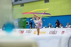 29th MTM - International tournament in rhythmic gymnastics Ljubljana, on March 12, 2016 in gymnastics center Ljubljana, Ljubljana, Slovenia.  Photo by Grega Valancic / Sportida