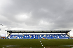 General view of the Colchester Community Stadium - Photo mandatory by-line: Dougie Allward/JMP - Mobile: 07966 386802 - 21/02/2015 - SPORT - Football - Colchester - Colchester Community Stadium - Colchester United v Bristol City - Sky Bet League One
