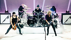 Metallica - Fox Theater - Oakland, CA - 121716