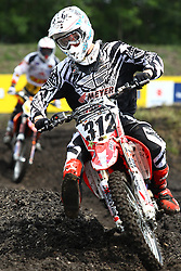 "28.05.2011, Offroad-Park, Muenchen, GER, GER, ADAC MX Masters, Munich, im Bild Chris GUNDERMANN (GER) bei den ""ADAC MX Masters"" // Chris GUNDERMANN (GER) competing during the ""ADAC MX Masters"" in Munich, GER, Germany.EXPA Pictures © 2011, PhotoCredit: EXPA/ S. Kiesewetter"
