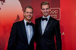 21-12-2016 NED: Sportgala NOC * NSF 2016, Amsterdam<br /> In de Amsterdamse RAI vindt het traditionele NOC NSF Sportgala weer plaats / Het beachvolleybalduo Alexander Brouwer en Robert Meeuwsen zijn genomineerd voor 'Sportploeg van het Jaar 2016'