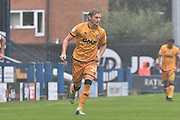 Port Vale Defender, Nathan Smith (24) during the EFL Sky Bet League 1 match between Bury and Port Vale at the JD Stadium, Bury, England on 3 September 2016. Photo by Mark Pollitt.