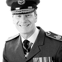 Air Vice Marshall Julian Young CB, OBE, RAF, 1980, Iraq, Afgahnistan