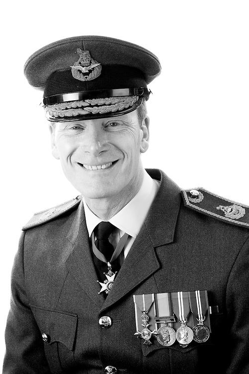 Air Vice Marshall Julian Young CB, OBE, RAF, 1980, Iraq, Afgahnistan
