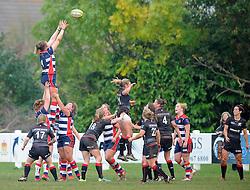 - Mandatory by-line: Paul Knight/JMP - 30/10/2016 - RUGBY - Cleve RFC - Bristol, England - Bristol Ladies v Saracens Women - RFU Women's Premiership