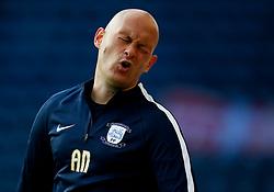 Preston North End manager Alex Neil reacts - Mandatory by-line: Matt McNulty/JMP - 25/07/2017 - FOOTBALL - Deepdale Stadium - Preston, England - Preston North End v Burnley - Pre-Season friendly
