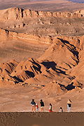 Valley of the Moon, Atacama Desert<br />