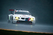 August 4-6, 2011. American Le Mans Series, Mid Ohio. 55 BMW Team RLL, Bill Auberlen, Dirk Werner, BMW M3 GT2