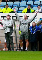 Photo: Mark Stephenson.<br /> Coventry City v Hull City. Coca Cola Championship. 18/08/2007.Coventry's manager Ian Dowie