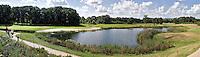 AFFERDEN - Hole 18 op Golfbaan Landgoed Bleijenbeek. COPYRIGHT KOEN SUYK