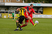 Harrogate Town v York City 250715