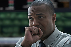 Tense businessman at stock exchange (Credit Image: © Image Source/Jose Pelaez/Image Source/ZUMAPRESS.com)