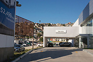 Tijuana, Mexico: car dealer.