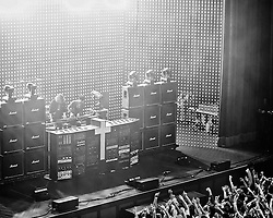 Justice Performs at The Fox Theater - Oakland, CA - 4/18/12