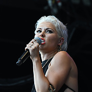 LUNA perform live at Kew The Music Festival 2018 on 13 July 2018, London, UK.