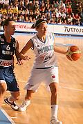 DESCRIZIONE : Chieti Italy Italia Eurobasket Women 2007 Italia Italy Francia France <br /> GIOCATORE : Giorgia Sottana<br /> SQUADRA : Nazionale Italia Donne Femminile EVENTO : Eurobasket Women 2007 Campionati Europei Donne 2007<br /> GARA : Italia Italy Francia France <br /> DATA : 26/09/2007 <br /> CATEGORIA : Palleggio<br /> SPORT : Pallacanestro <br /> AUTORE : Agenzia Ciamillo-Castoria/E.Castoria Galleria : Eurobasket Women 2007 <br /> Fotonotizia : Chieti Italy Italia Eurobasket Women 2007 Italia Italy Francia France <br /> Predefinita :