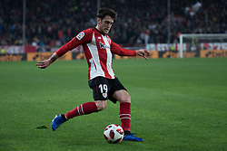 January 16, 2019 - Sevilla, Andalucia, Spain - Ibai of Athletic Club kick the ball during the Copa del Rey match between Sevilla FC v Athletic Club at the Ramon Sanchez Pizjuan Stadium on January 16, 2019 in Sevilla, Spain (Photo by Javier Montaño/Pacific Press) (Credit Image: © Javier MontañO/Pacific Press via ZUMA Wire)