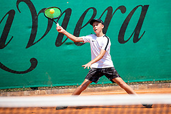Tennis Fest at ATP Challenger Zavarovalnica Sava Slovenia Open 2018, on August 5, 2018 in Sports centre, Portoroz/Portorose, Slovenia. Photo by Urban Urbanc / Sportida