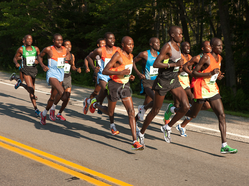Beach to Beacon 10K , Silas Kipruto , Ed Muge,