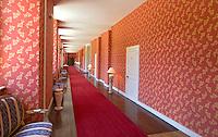 08090 FAGNON - Hotel. Landgoed met kasteel, Golfbaan Abbaye des Septfontaines, in de Franse Ardennen. COPYRIGHT KOEN SUYK