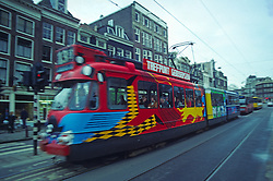 Trolley City Center Amsterdam,