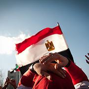 Hosni Mubarak's resignation