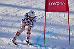 RIEDER Anna-Maria LW9-1 GER at 2018 World Para Alpine Skiing World Cup, Veysonnaz, Switzerland