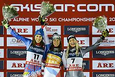 FIS Alpine World Ski Championships - 08 February 2019