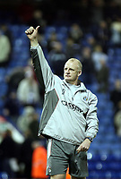Photo: Mark Stephenson/Sportsbeat Images.<br /> West Bromwich Albion v Coventry City. Coca Cola Championship. 04/12/2007.Coventry's manager Ian Dowie thanks the fans after the gane