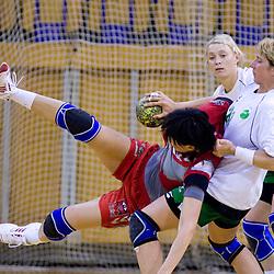 20090516: Handball - Finals of 1st Women League, RK Olimpija vs RK Krim Mercator