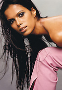 Tinu Verghese, Model.