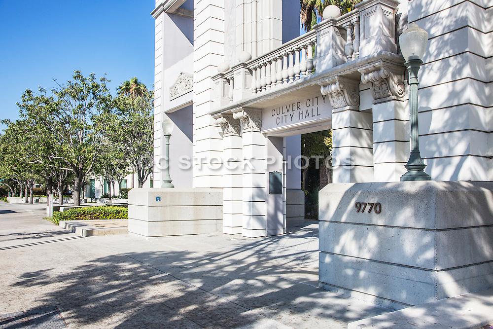 Culver City City Hall Building