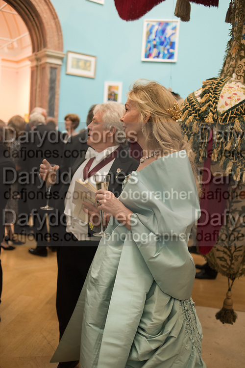 TRUDIE STYLER; BILL JACKLIN, RA Annual dinner 2018. Piccadilly, 5 June 2018.