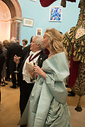TRUDIE STYLER; BILL JACKLIN, RA Annual dinner 2018. Piccadilly, 5 June 2018.