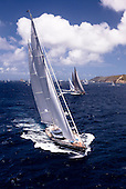 Twizzle St. Barth's Yachting Photos