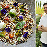 Pollen, Singapore. Chef Jason Atherton. Copyright 2014 Terence Carter / Grantourismo. All Rights Reserved.