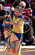 Chantika Hazell from Calgary, Alberta, Canada,  won third place in the Teen division (ages 13-18) finals at the 21st Annual Heard Museum World Hoop Dance Championship on February 6, 2011, in Phoenix, Arizona.  Her brother, Christian, won the championship..