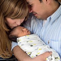 Jen, Marc and Zachee