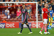 Leeds United defender Ben White (5), on loan from Brighton & Hove Albion,  during the EFL Sky Bet Championship match between Barnsley and Leeds United at Oakwell, Barnsley, England on 15 September 2019.