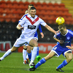 Airdrieonians v Peterhead | Scottish Division One | 26 December 2015