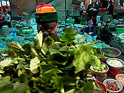 Vietnam, Sapa: at the market.