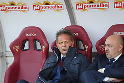 November 19, 2017 - Turin, Piedmont, Italy - Sinisa Mihajlovic, head coach of Torino FC, before the Serie A football match between Torino FC and AC Chievo Verona at Olympic Grande Torino Stadium on 19 November, 2017 in Turin, Italy. (Credit Image: © Massimiliano Ferraro/NurPhoto via ZUMA Press)