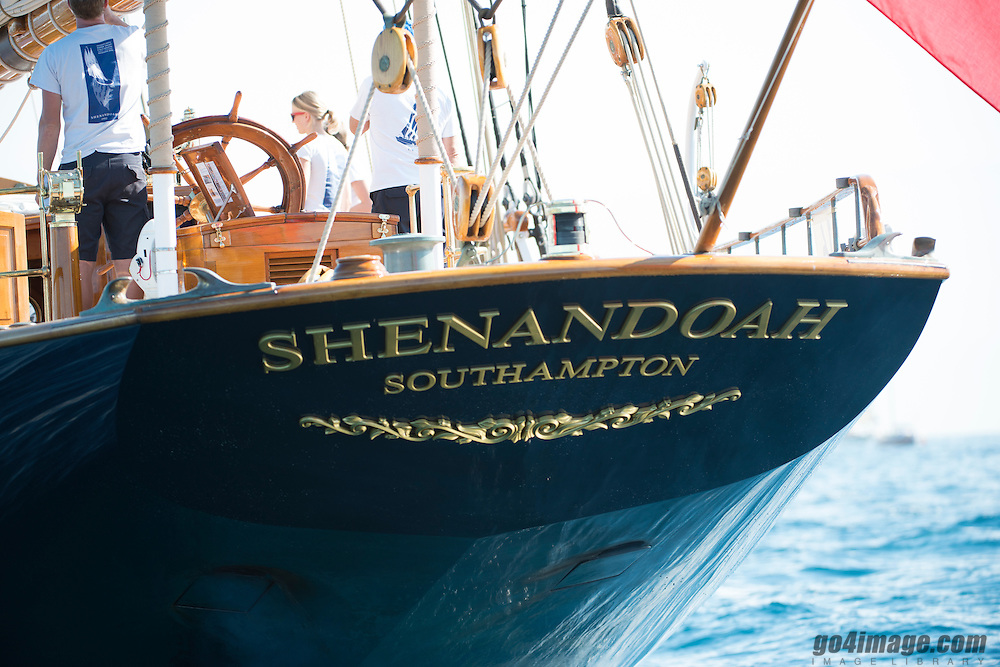 SHENANDOAH is perhaps the most famous and desirable of all the classic yachts afloat today.<br /> <br /> She combines all the attributes that make a yacht great &ndash; beauty, comfort, speed, and of course an excellent pedigree. After the chequered history that so many of her sisters have also lived through, SHENANDOAH is now enjoying the finest days in her long life, with an excellent owner, captain and crew looking after her every need. Following several refits over the last 15 years, she is now in a condition which will enable her to go on into the next century as gracefully as she entered this one, with many more long and exciting voyages ahead. Her fine and sea kindly hull has already graced the waters of the Pacific, the Antarctic, the North Atlantic, and many more, and now it is time for a new custodian to take the helm.