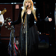 "WASHINGTON, DC - April 9th  2013 -  Stevie Nicks of Fleetwood Mac performs at the Verizon Center in Washington, D.C. during the band's 2013 World Tour. Fleetwood Mac, touring for the first time since 2009, is including two new songs in their setlist, ""Sad Angel"" and ""Without You."" (Photo by Kyle Gustafson/For The Washington Post)"