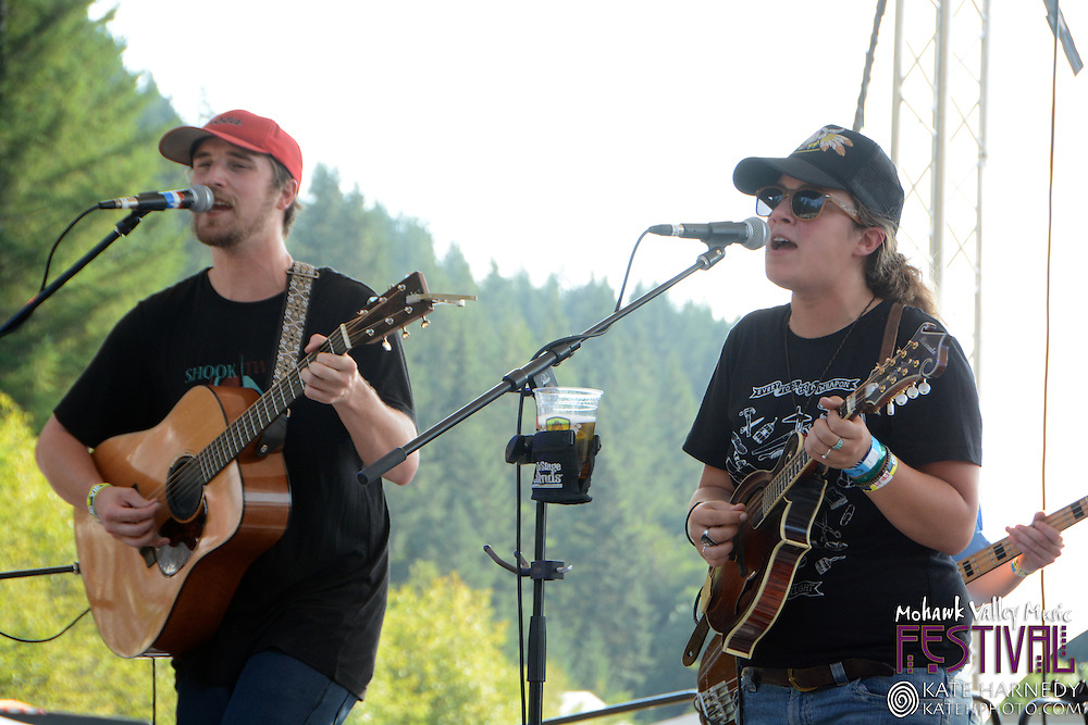 Fruition at the Mohawk Valley Music Festival in Marcola Oregon